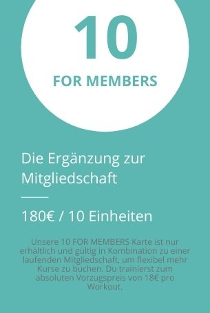 BodyMethod Mitgliedschaft